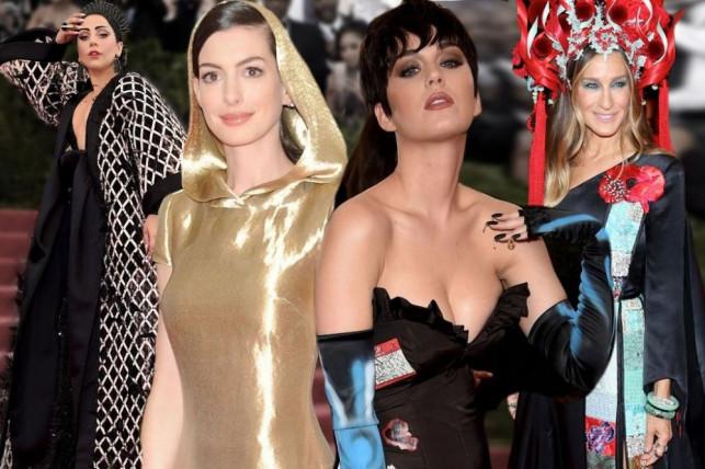 MET Gala 2015 e i look estremi delle star