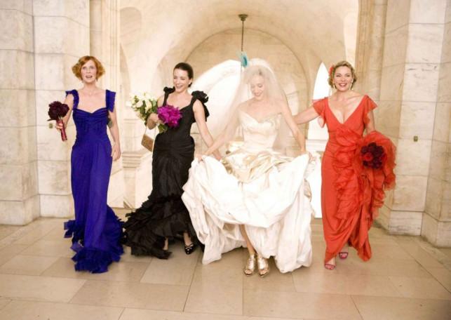 L'abito da sposa… Quando l'abito bianco dice SI!