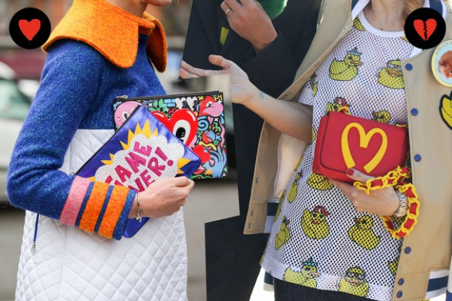La moda parigina e la moda newyorkese…Paris vs Ny