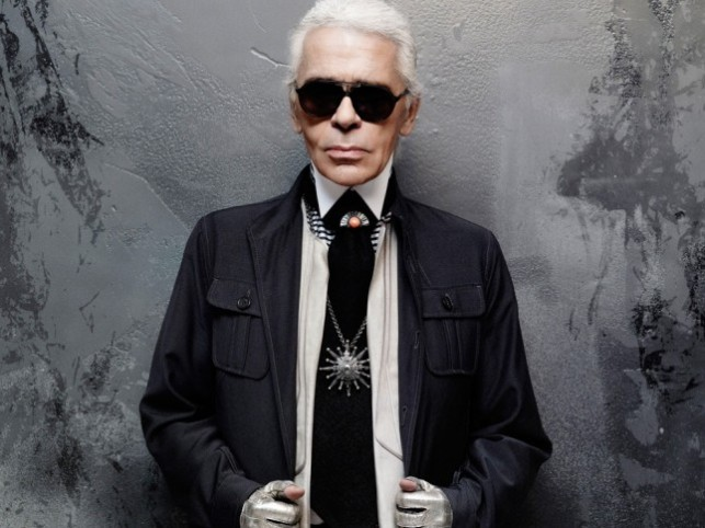 Karl Lagerfeld: il Kaiser della moda.