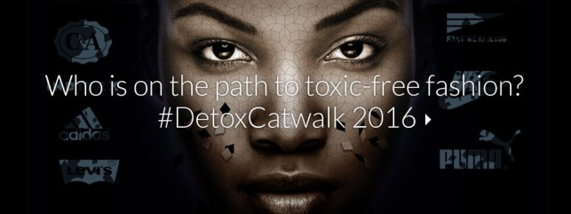 Detox my fashion, la campagna ecosolidale di Greenpeace