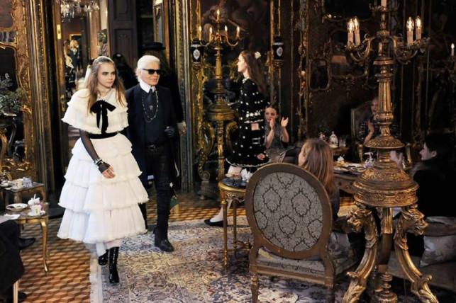 Les métiers d'art by Chanel