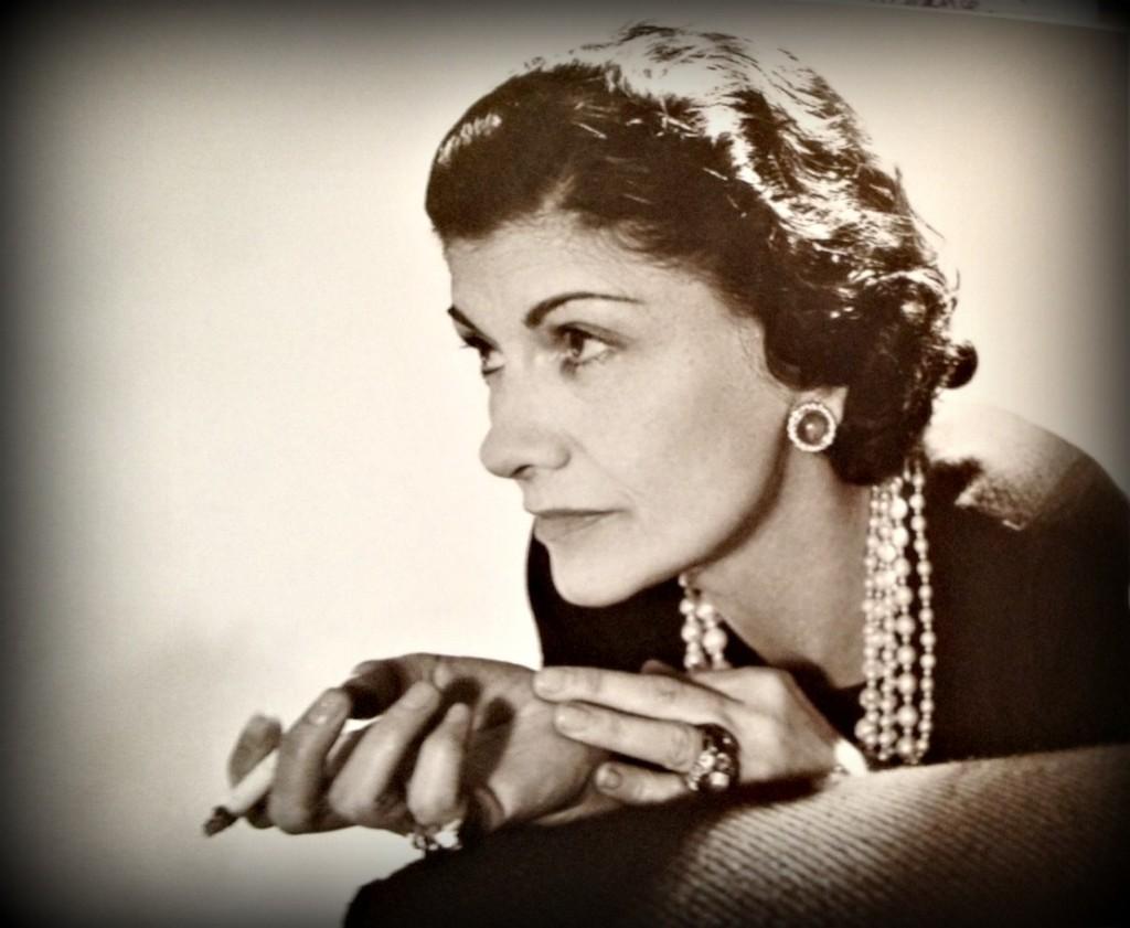 Coco Chanel nel 1936
