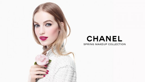 CHANEL MAKEUP SPRING 2015