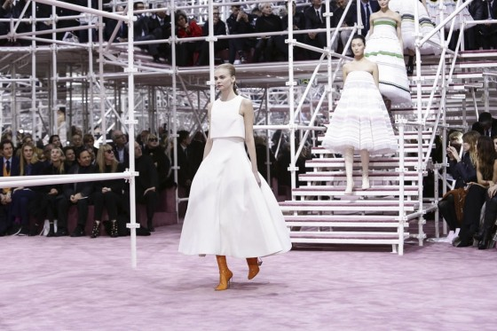 Dior Couture Spring Summer 2015 Paris