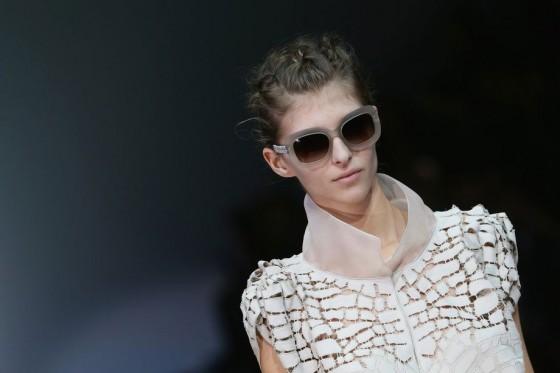 Giorgio Armani Spring/Summer 2015 accessori