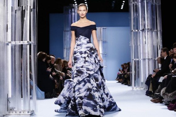 Carolina Herrera Ready to Wear Fall Winter 2015 in New York