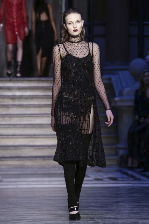Julien MacDonald london fashion week