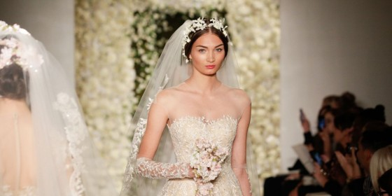 REEM ACRA new york fashion week