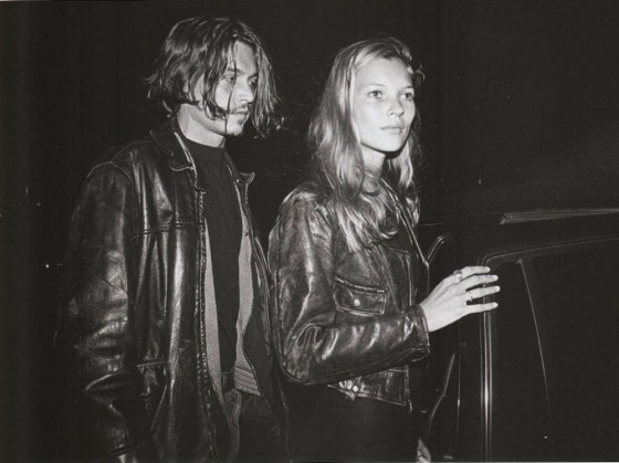 Kate Moss e il suo innato stile grunge
