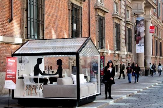 Salone del mobile Brera