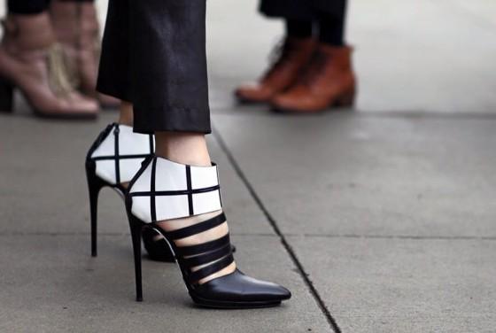 balenciaga scarpa con tacco a stiletto