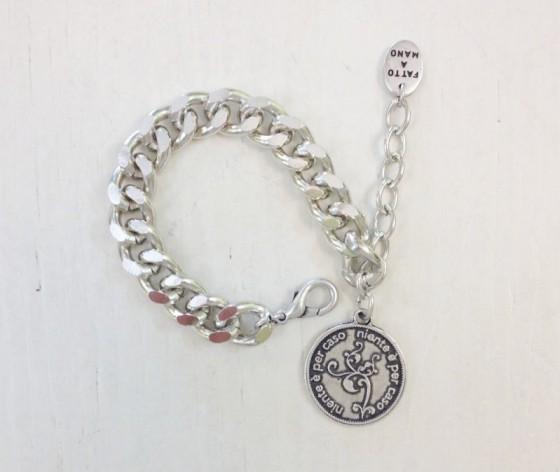 momi bijoux braccialetto catena