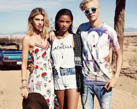 H&M per Coachella