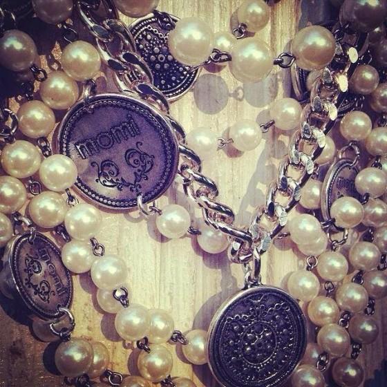 momi bijoux monete