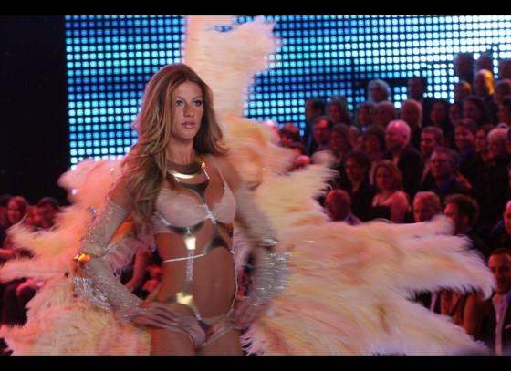 Gisele Bundchen per Victoria's Secret