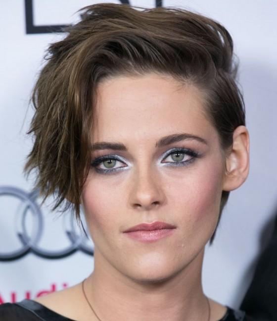 Kristen Stewart tendenza capelli corti