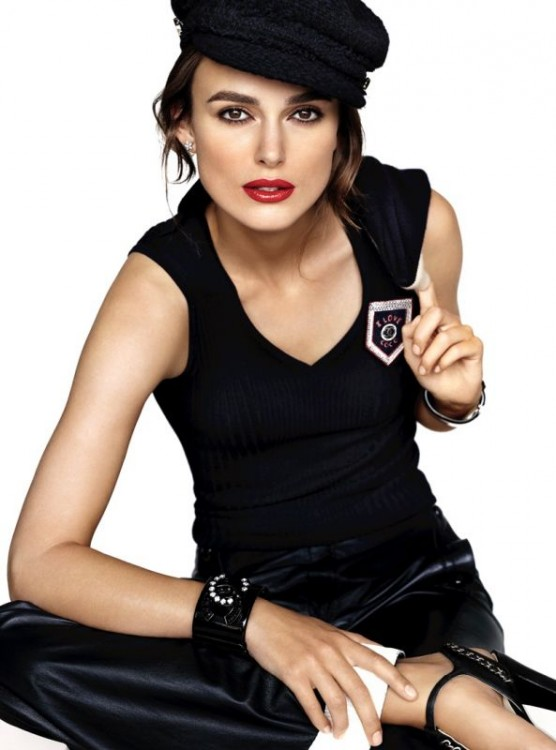 chanel make-up ROUGE COCO Keira Knightley 2015