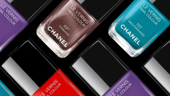 chanel make-up smalto per unghie