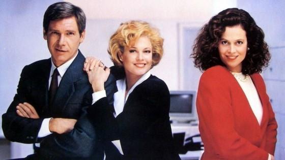 una donna in carriera film anni 80
