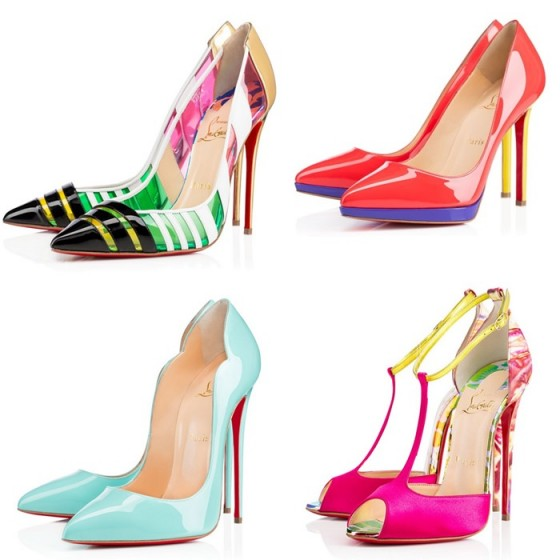 le scarpe estive