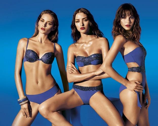 Costumi Da Bagno A Fascia : Bikini lovers collezione costumi da bagno per l estate