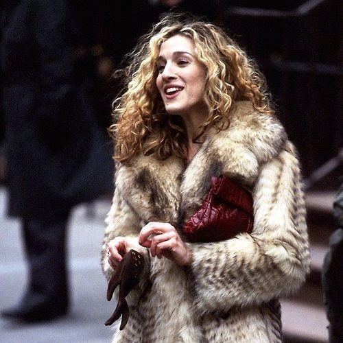 Carrie Bradshaw la moda New York