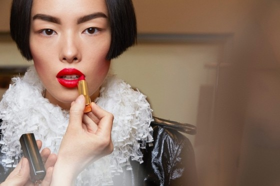 haute couture chanel make up