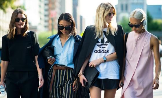 la moda newyorkese