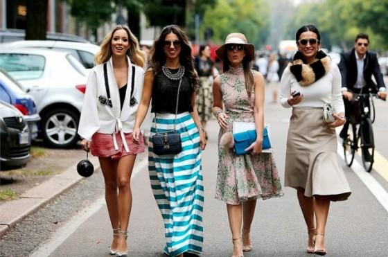 la moda a Parigi