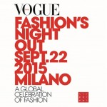 Alla Vogue fashion night out con MeA