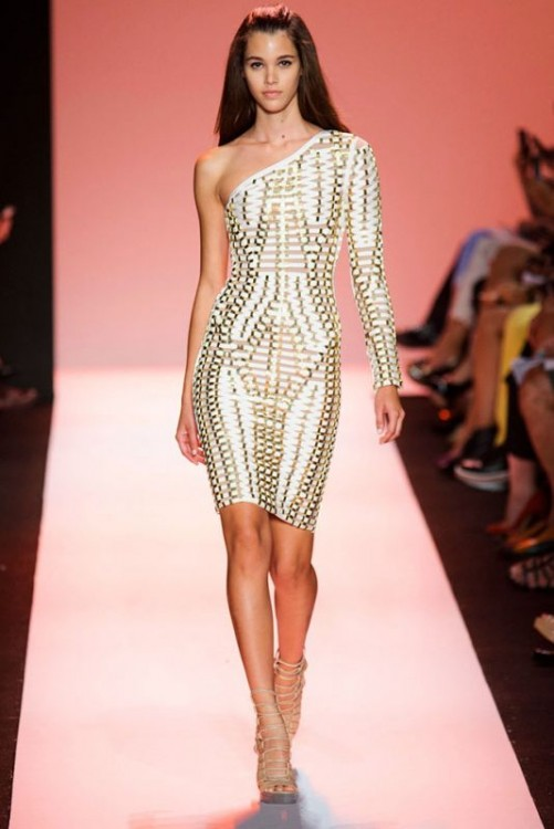 herve-leger-max-azria new york fashion week