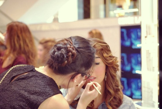 Make-up alla VFNO