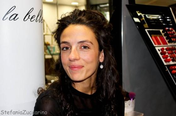 Make-up Chanel blue rhythm