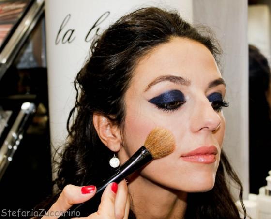 Make-up Chanel blue rhythm le gote