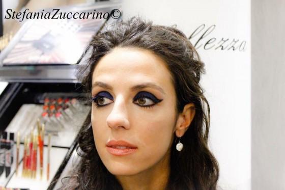Make-up Chanel blue rhythm gloss