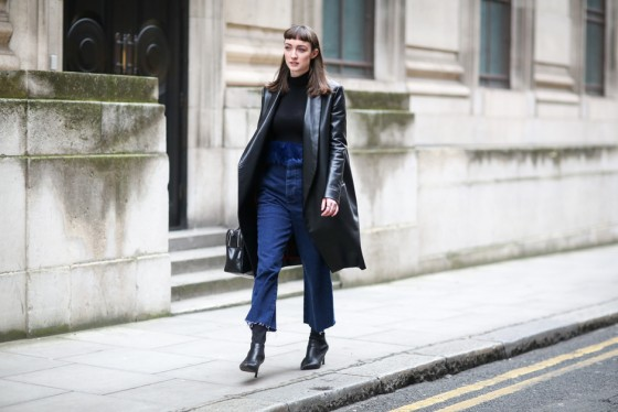 pantaloni inverno 2016 flare jeans