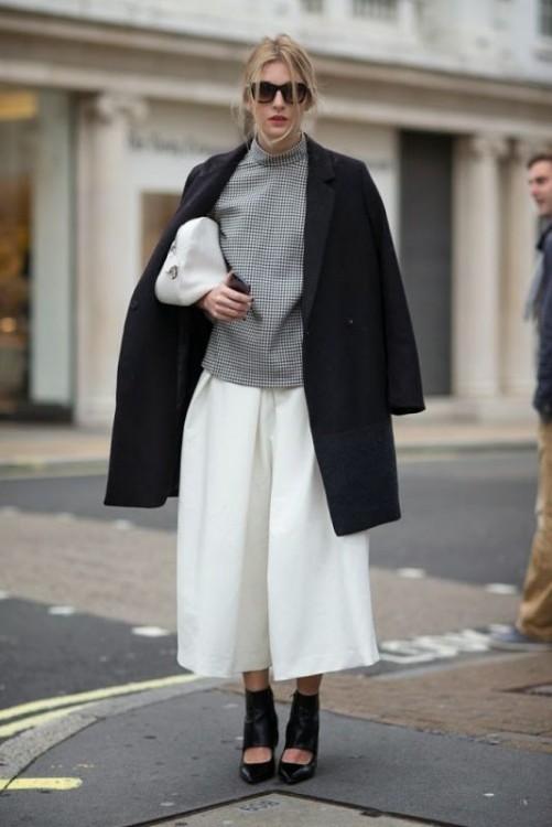 pantaloni per l'inverno 2016 culotte