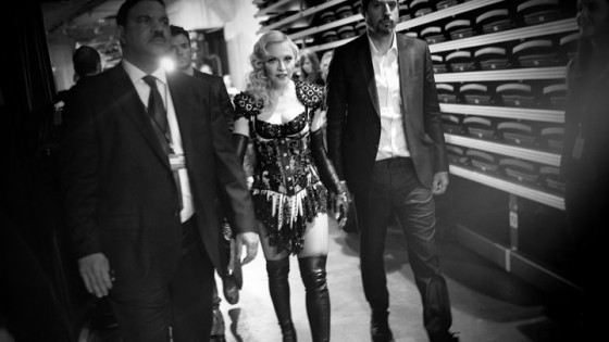 madonna rebel heart backstage