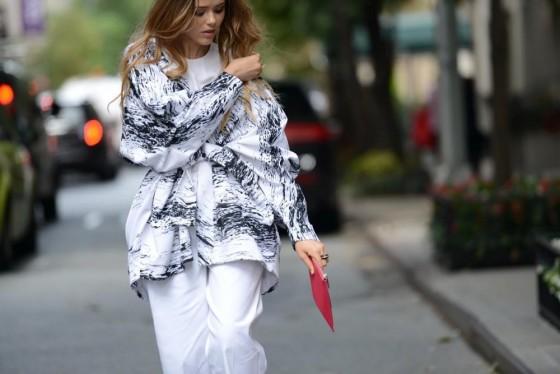 lettera fashion babbo natale kimono