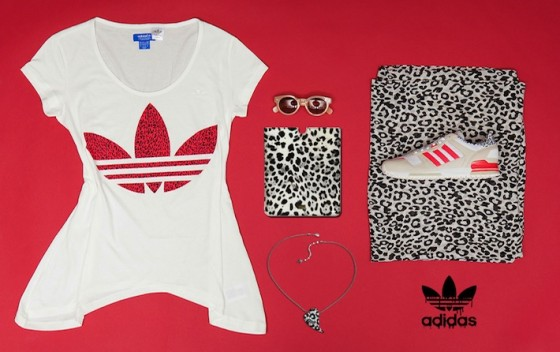 adidas_animalier fashion sport