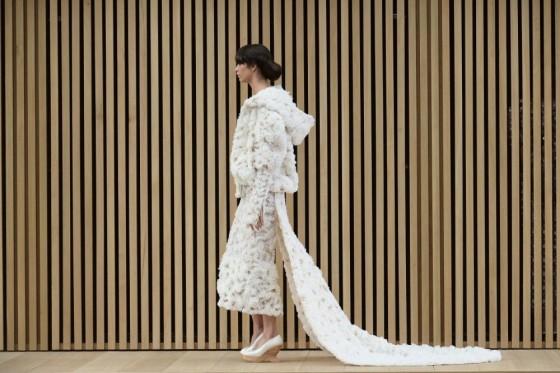 haute couture chanel modello finale