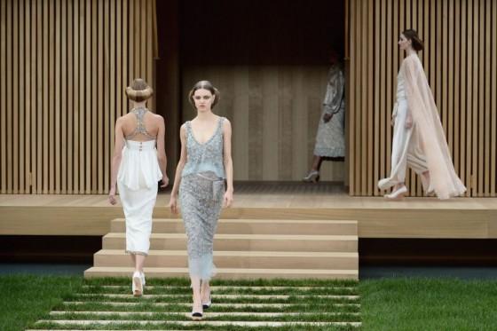 chanel haute couture primavera