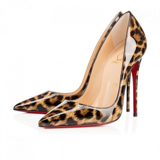 decollete-animalier-christian-louboutin décolleté come abbinarle