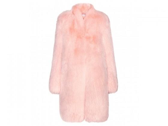 pelliccia rosa quarzo