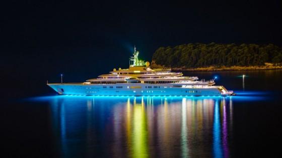 Eclipse yacht abramovich san valentino luxury