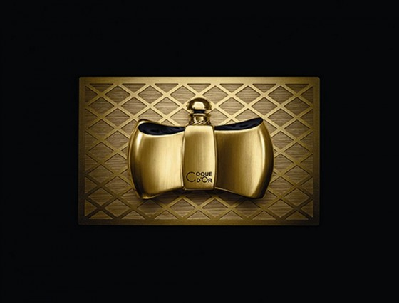 Guerlain Coque d'Or san valentino luxury