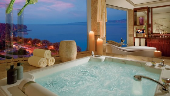 Royal Penthouse Suite dell'Hotel President Wilson, Ginevra san valentino luxury