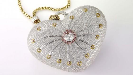 San valentino luxury borsa disegnata da Robert Mouawad