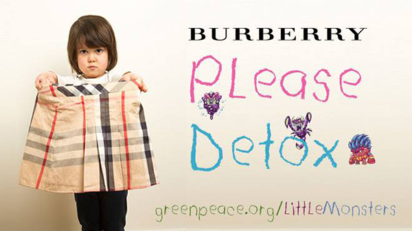 Burberry per Detox my Fashion
